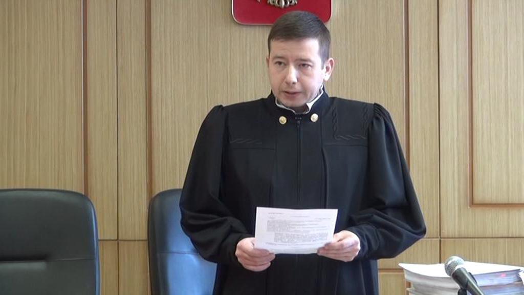 Придседатель саветского районого суда горада волгограда
